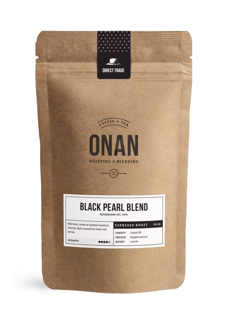 Black Pearl Espresso
