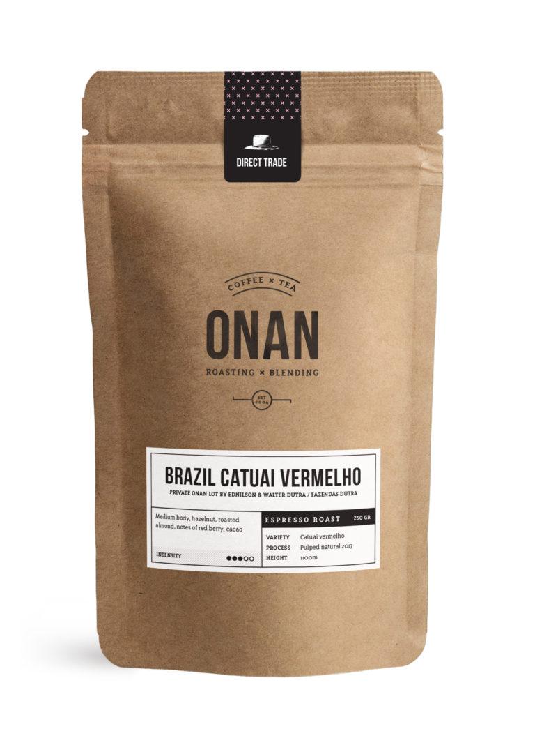 Brazil Catuai Vermelho Espresso