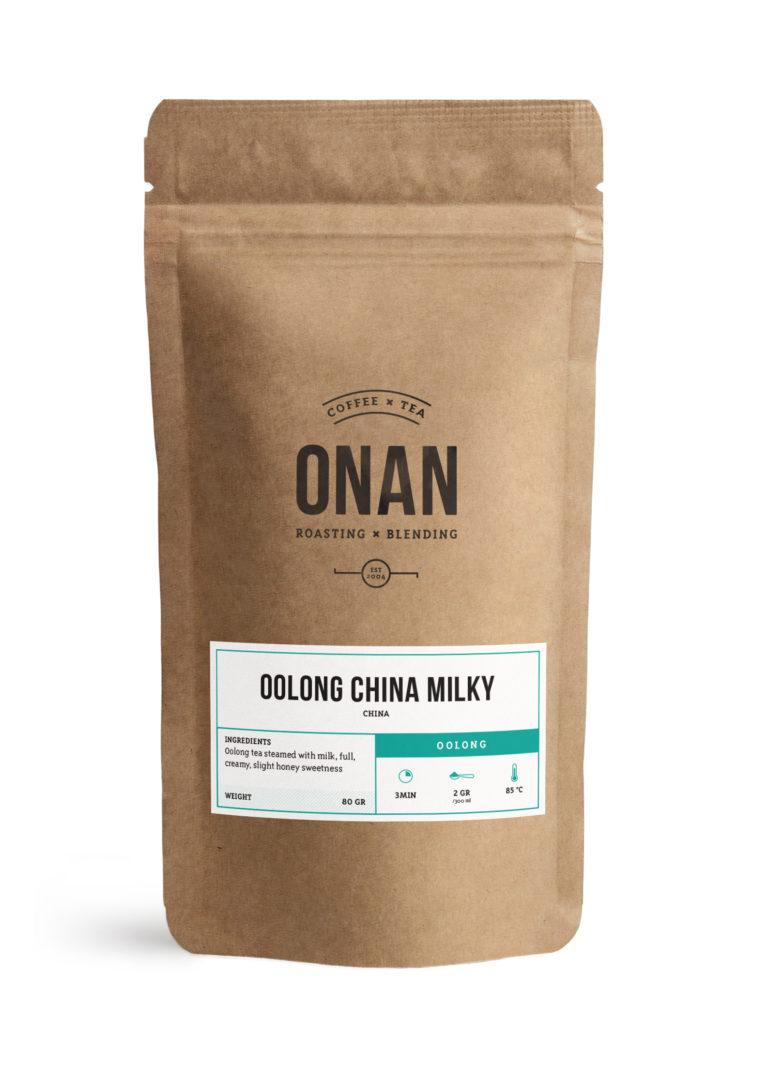 Oolong China milky