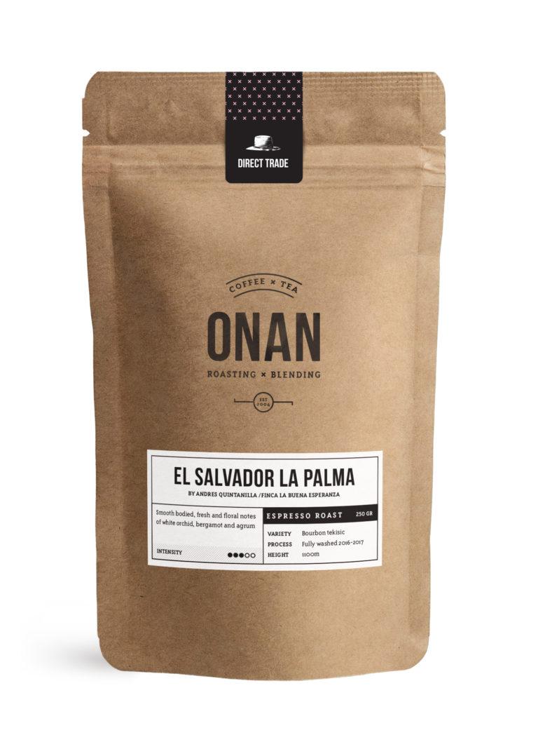 El Salvador La Palma      Espresso roast