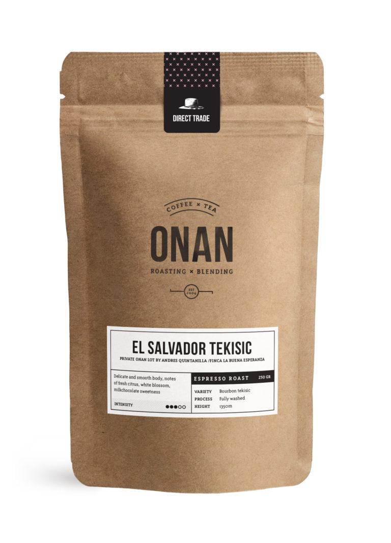 El Salvador Tekisic Espresso