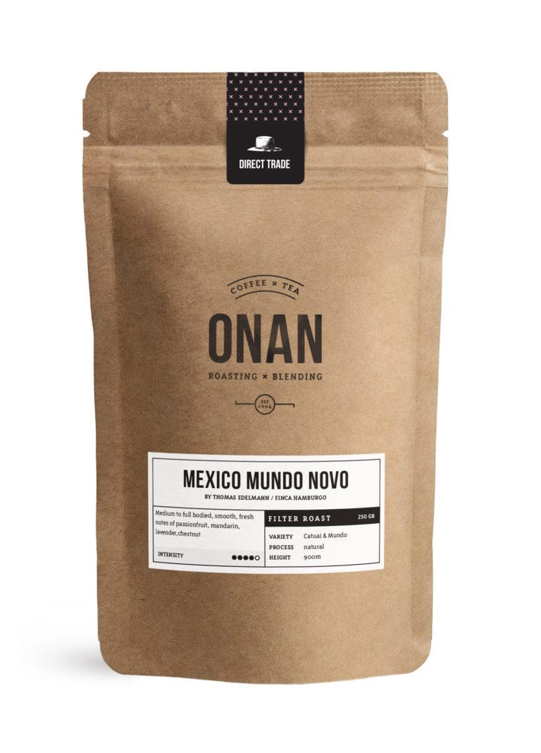 Mexico Mundo Novo Filter