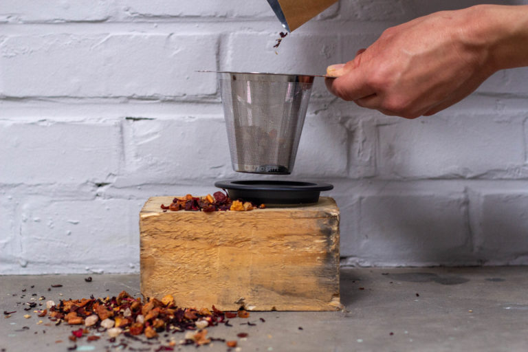 Tea strain for life
