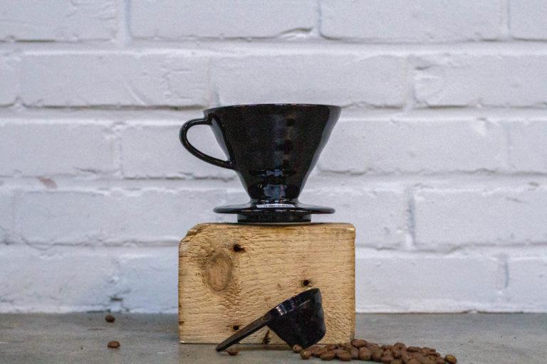 Ceramic drip filter 01 black