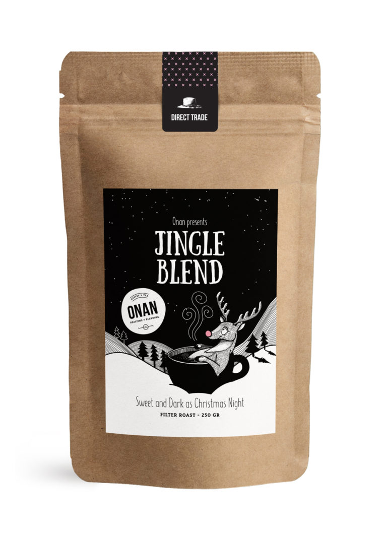 Jingle Blend     Filter Roast