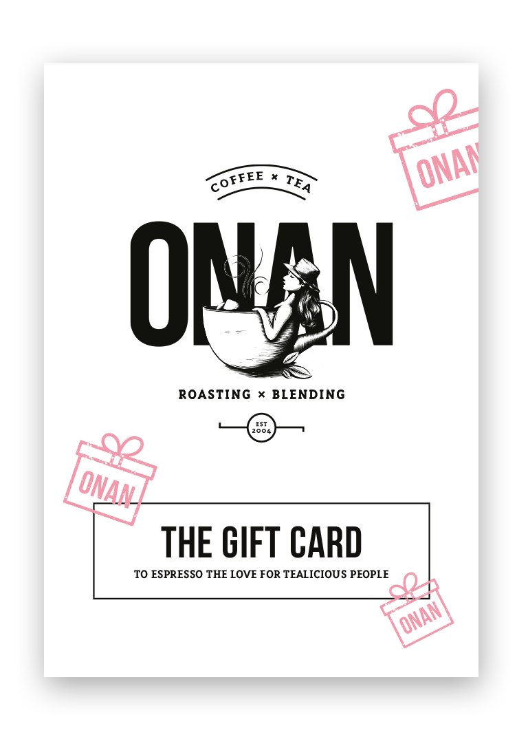 Onan Gift Card - Digital version