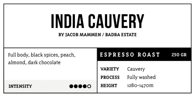 India Cauvery      Espresso
