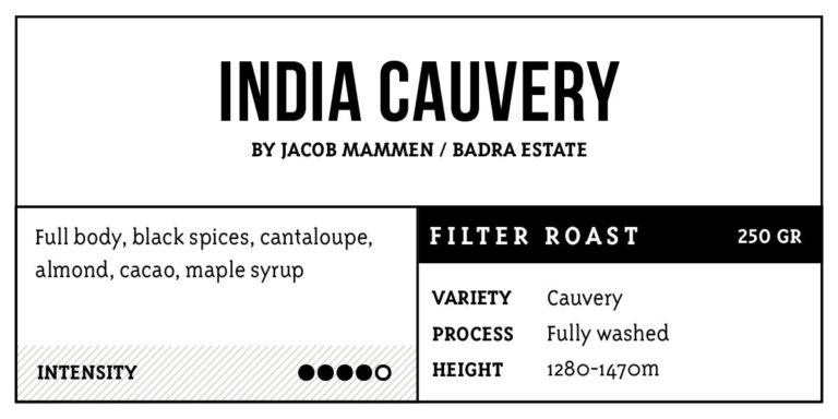 India Cauvery     Filter